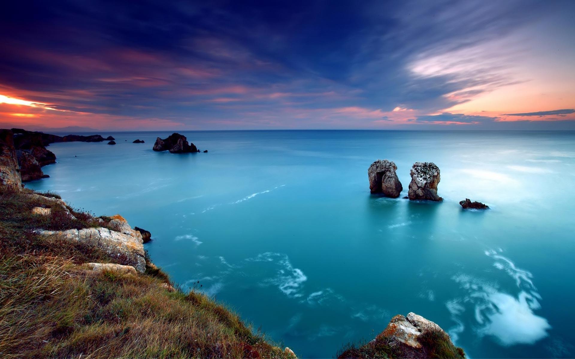 30 Top Hd Wallpapers For Desktop - Sunset Beach Desktop Backgrounds - HD Wallpaper