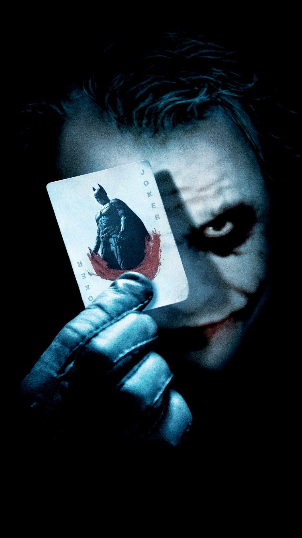 Joker Wallpapers Hd For Mobile - Joker Hd Wallpaper For Mobile - HD Wallpaper