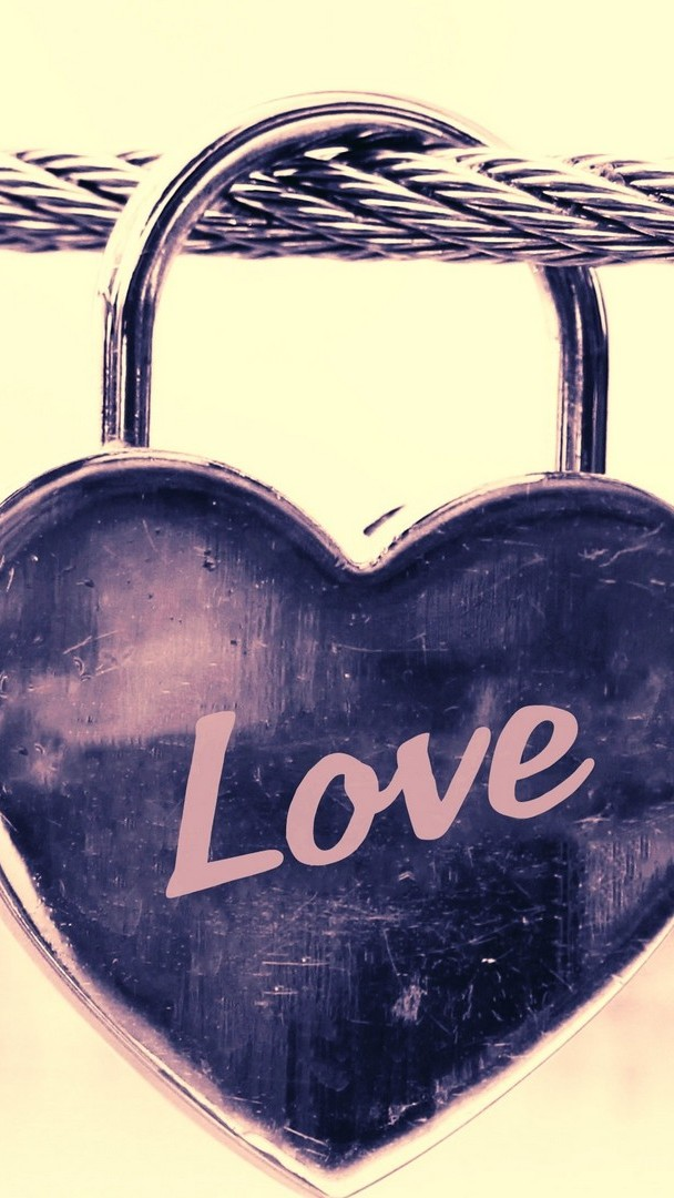 Love Iphone Home Screen Wallpaper With High-resolution - Lock Screen Wallpaper Hd Love - HD Wallpaper