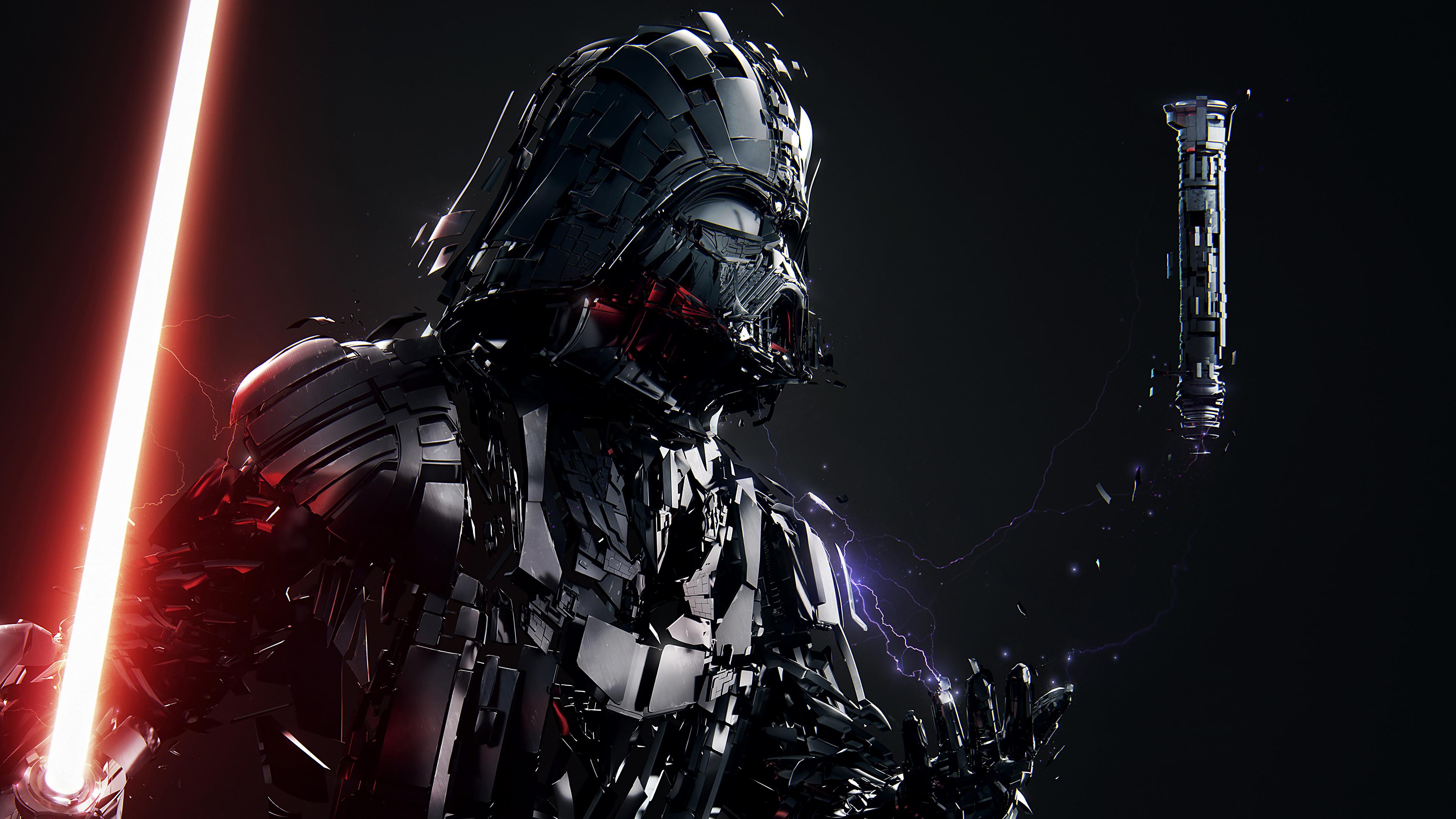 Darth Vader 3840x2160 Wallpaper Teahub Io