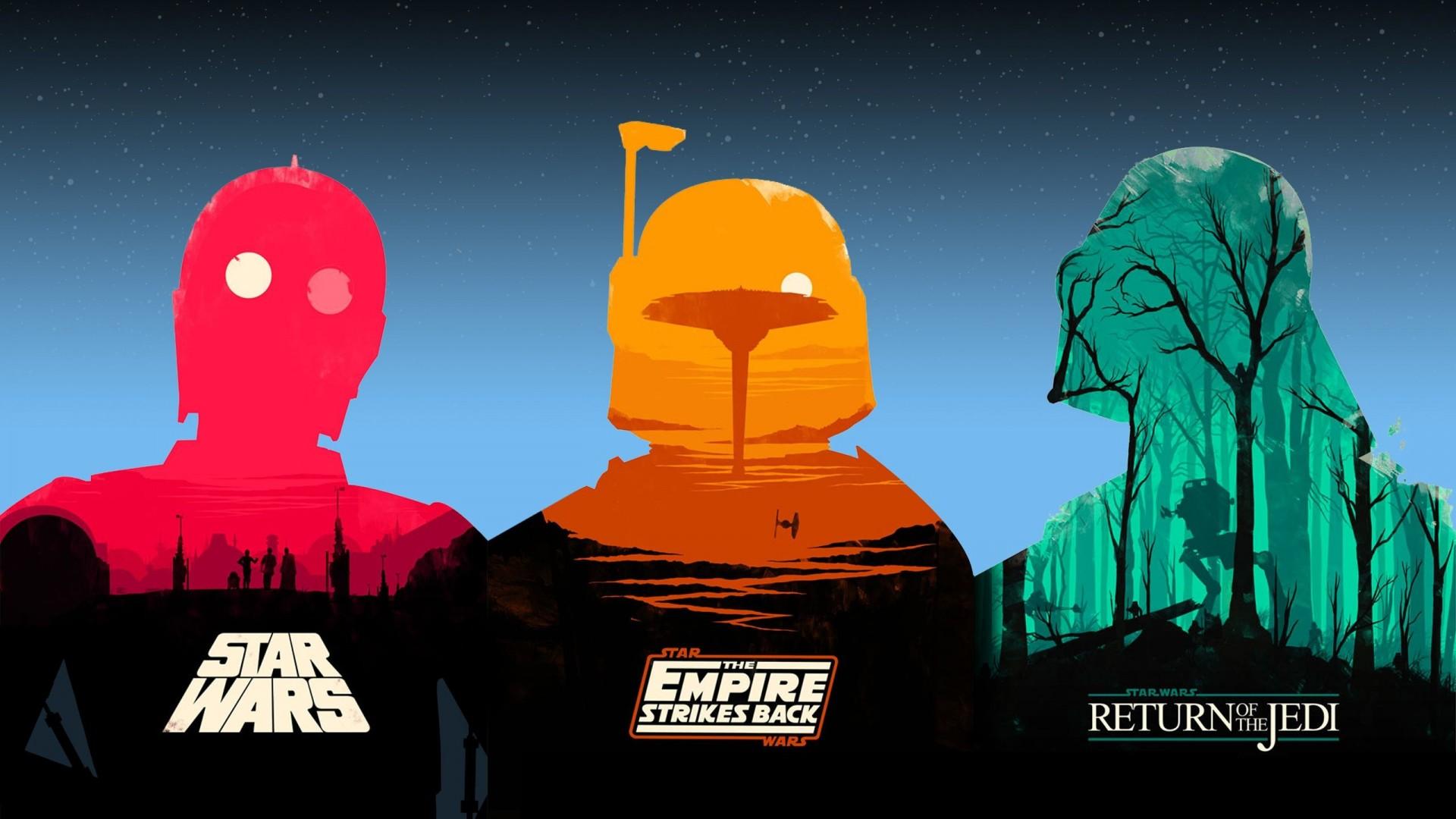 Star Wars The Empire Strikes Back Return 1920x1080 Wallpaper Teahub Io