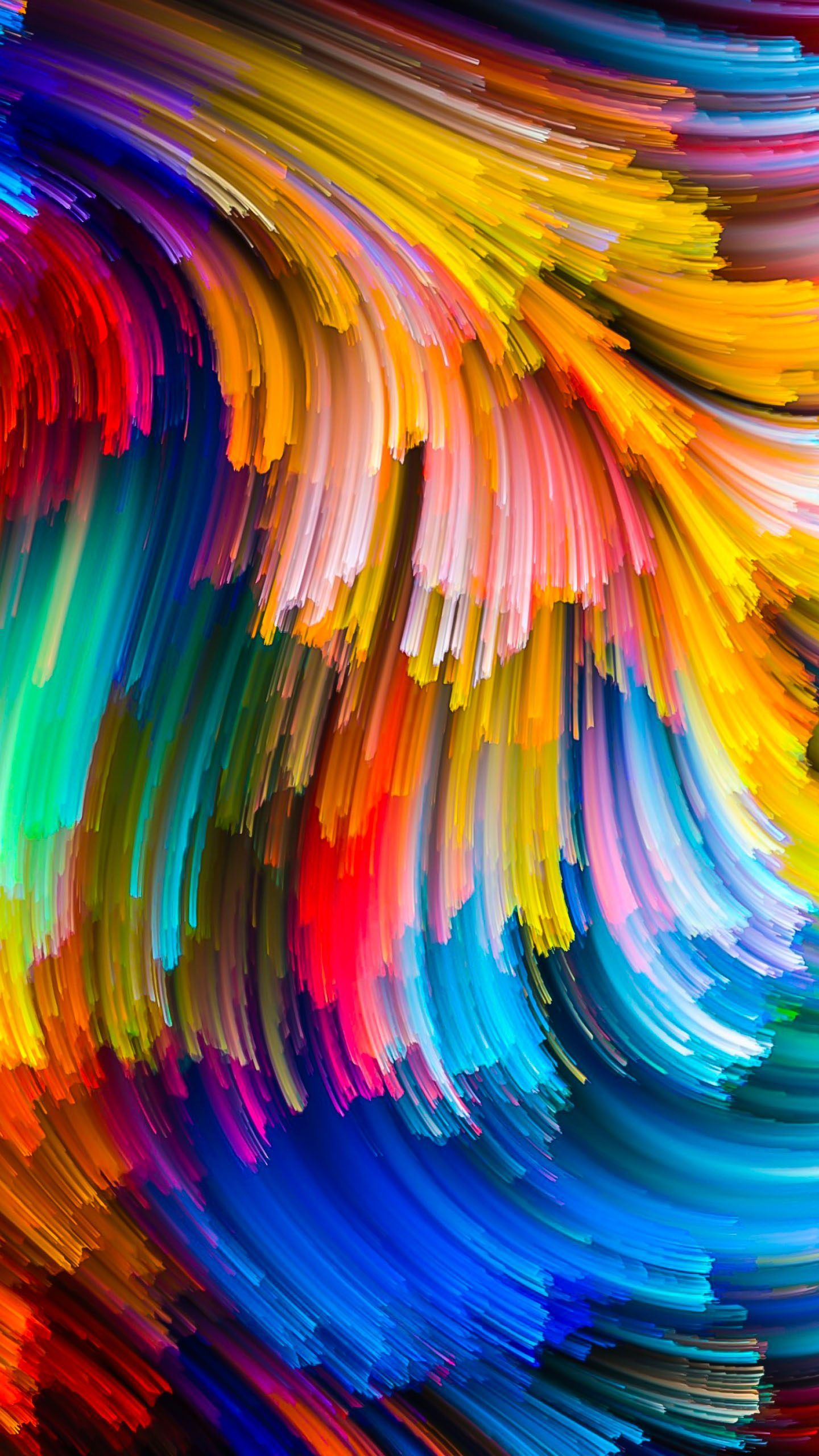 Abstract Pattern Colorful 4k Wallpaper - Colorful 4k - HD Wallpaper