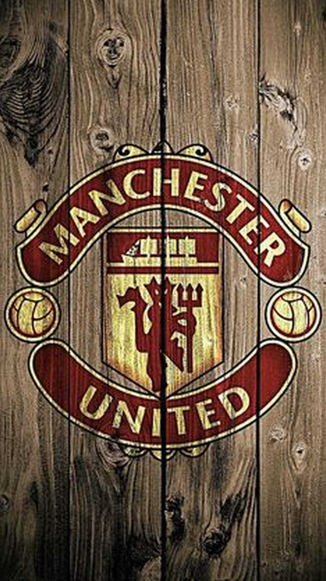 Mobile Wallpaper Hd Manchester United With High-resolution ...