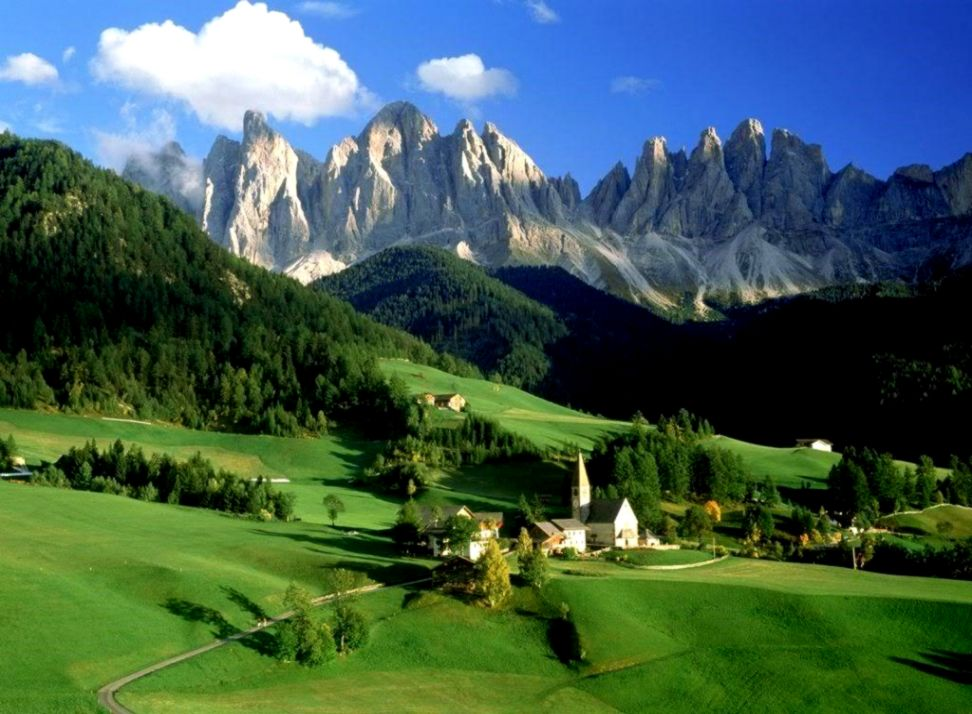 Beautiful Mountain Wallpaper Hd 972x714 Wallpaper Teahub Io