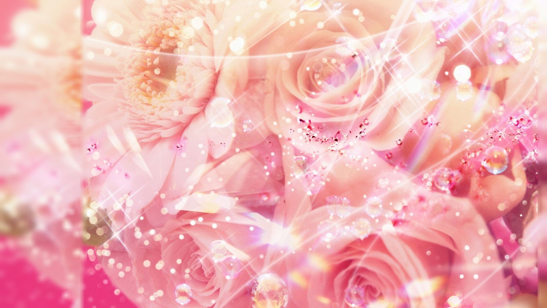 Amazing Girly Wallpapers For Windows 7   Src Amazing - Cute Girly Desktop Backgrounds - HD Wallpaper