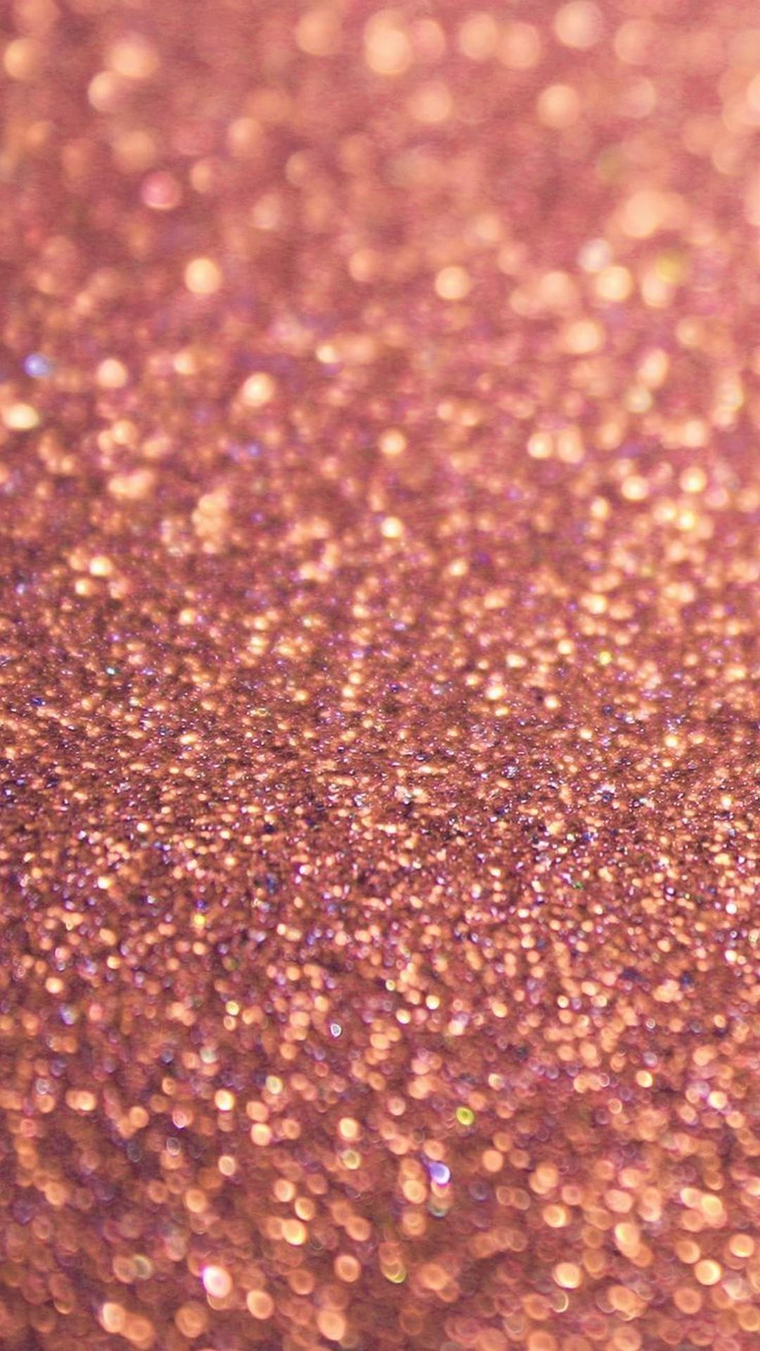 Rose Gold Glitter Wallpaper Iphone Resolution - Rose Gold Iphone Backgrounds - HD Wallpaper