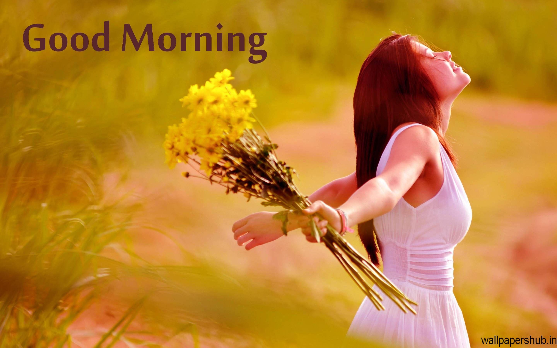 Good Morning Quotes Hd - HD Wallpaper