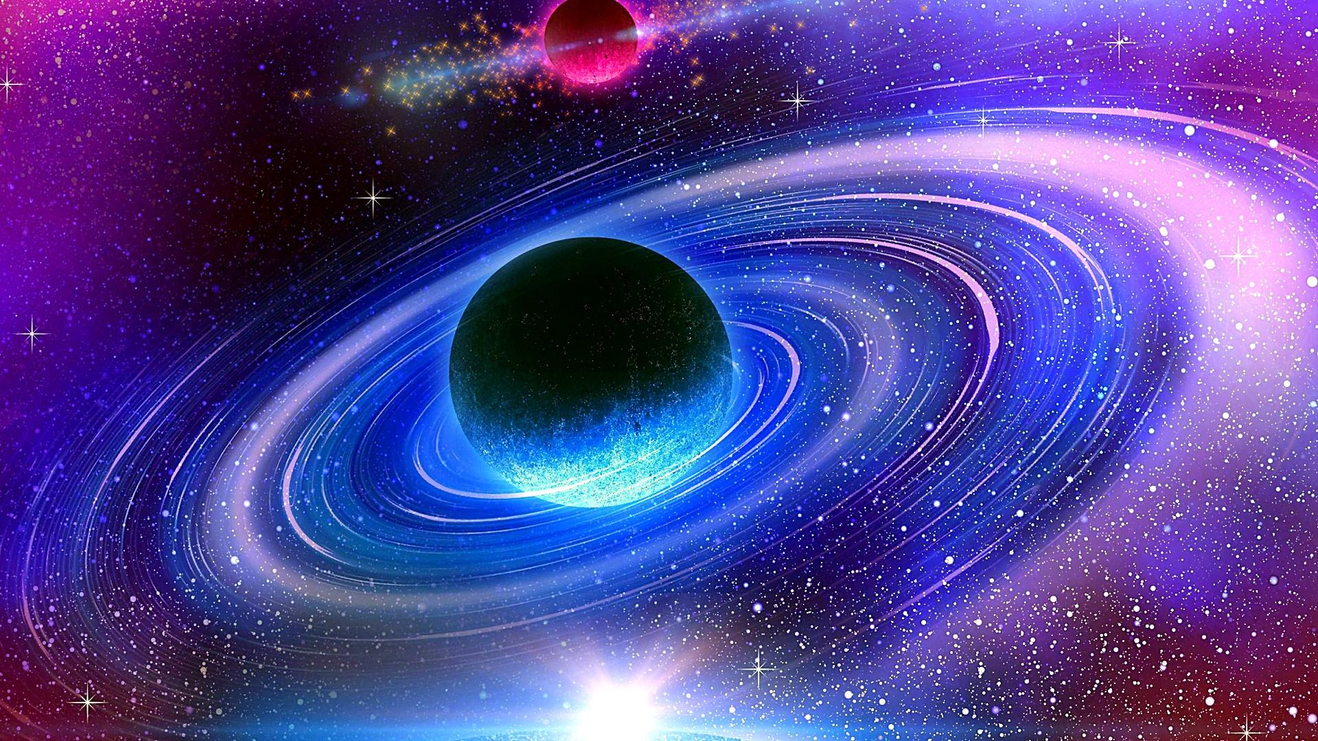 Wallpaper Of Planet, Space, Star, Galaxy Background - Planet - HD Wallpaper