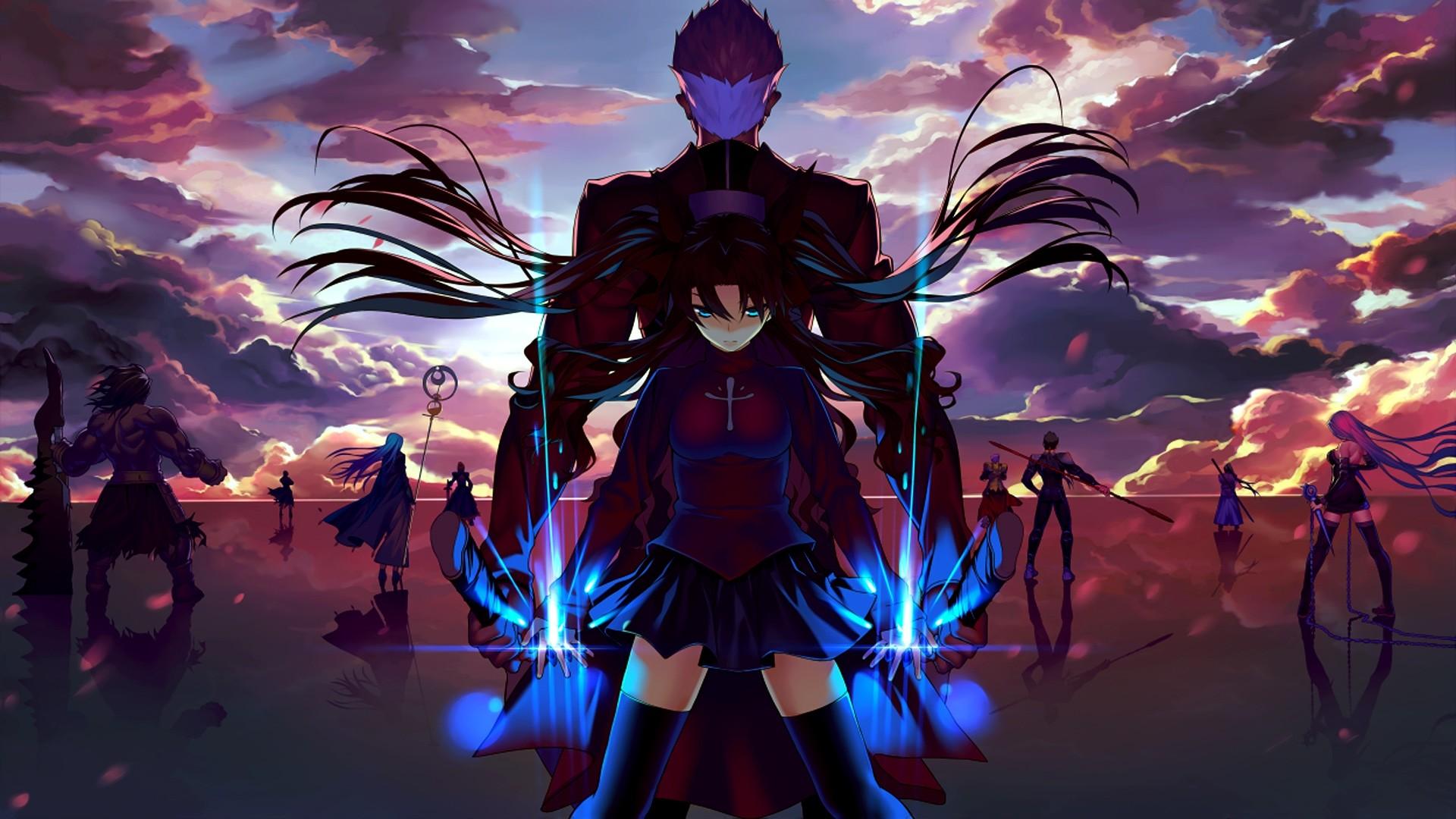 Fate Stay Night Lancer Wallpapers Anime Wallpaper Arunnath 1920 X 1080 Anime 1920x1080 Wallpaper Teahub Io