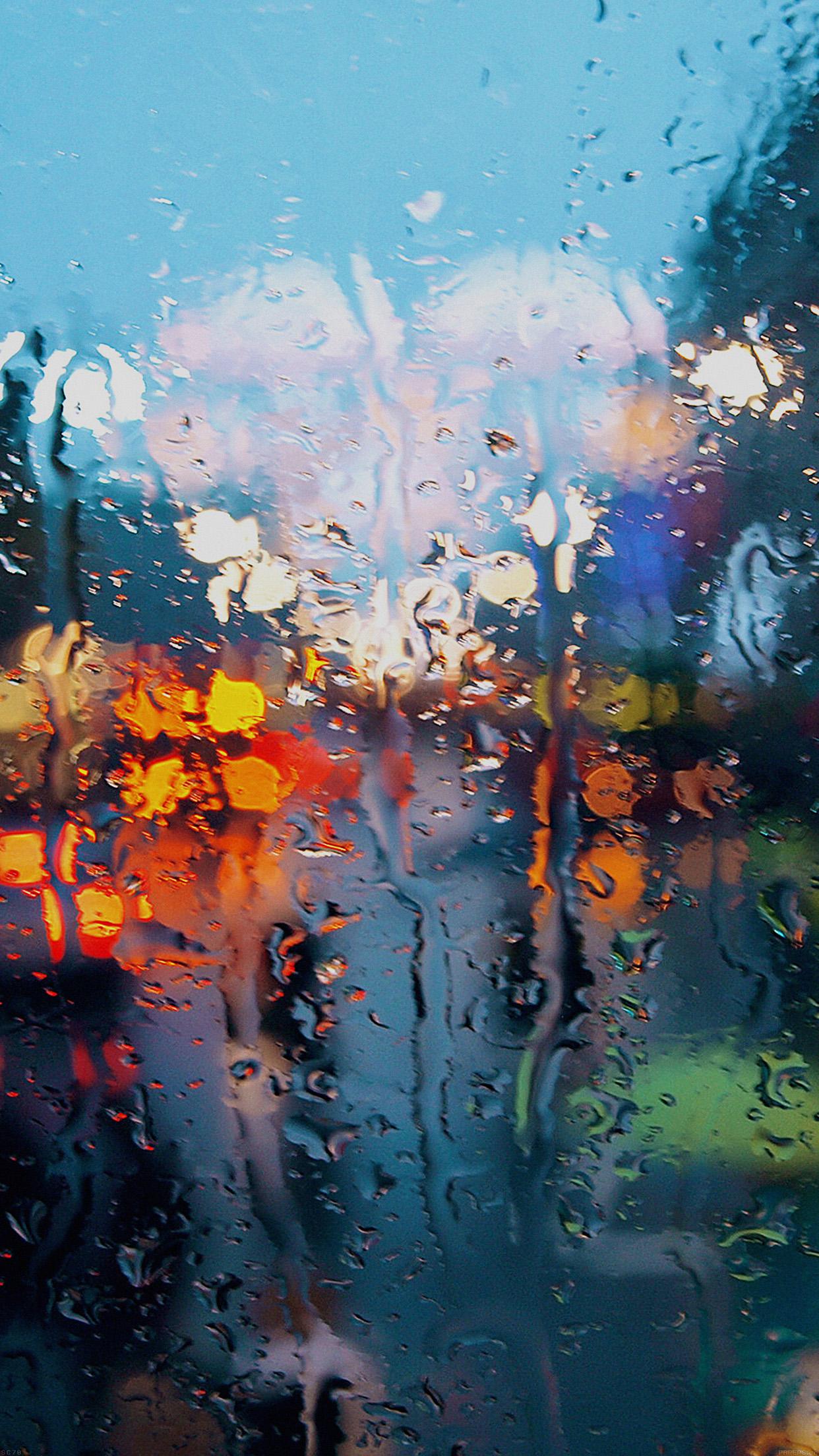 Awesome Iphone Wallpaper Rain Wallpaper Iphone 1242x2208 Wallpaper Teahub Io