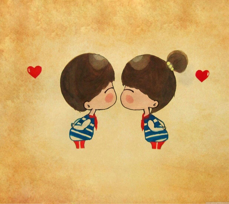 Kissing Love Lock Screen Samsung Galaxy Note 2 Wallpaper Lock Screen Wallpaper Love 1440x1280 Wallpaper Teahub Io