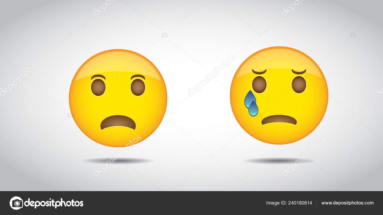 Sad Emoji - 1600x900 Wallpaper - teahub.io