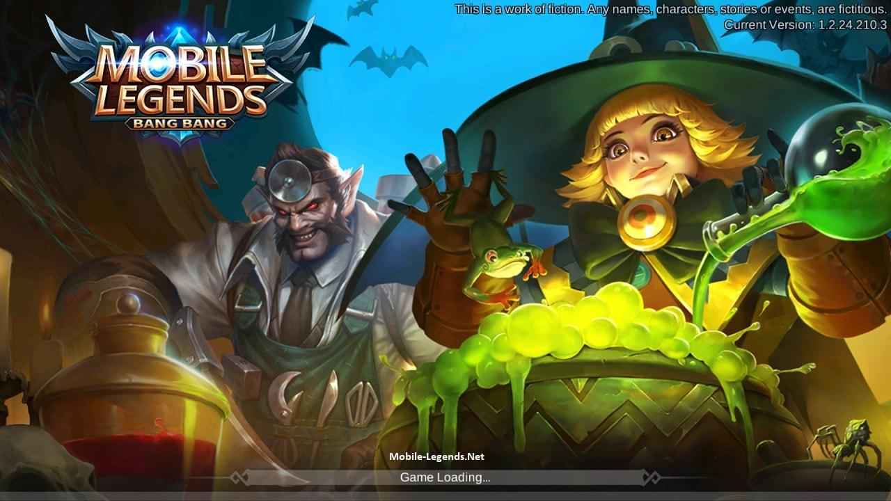 Mobile Legend Loading Screen ...