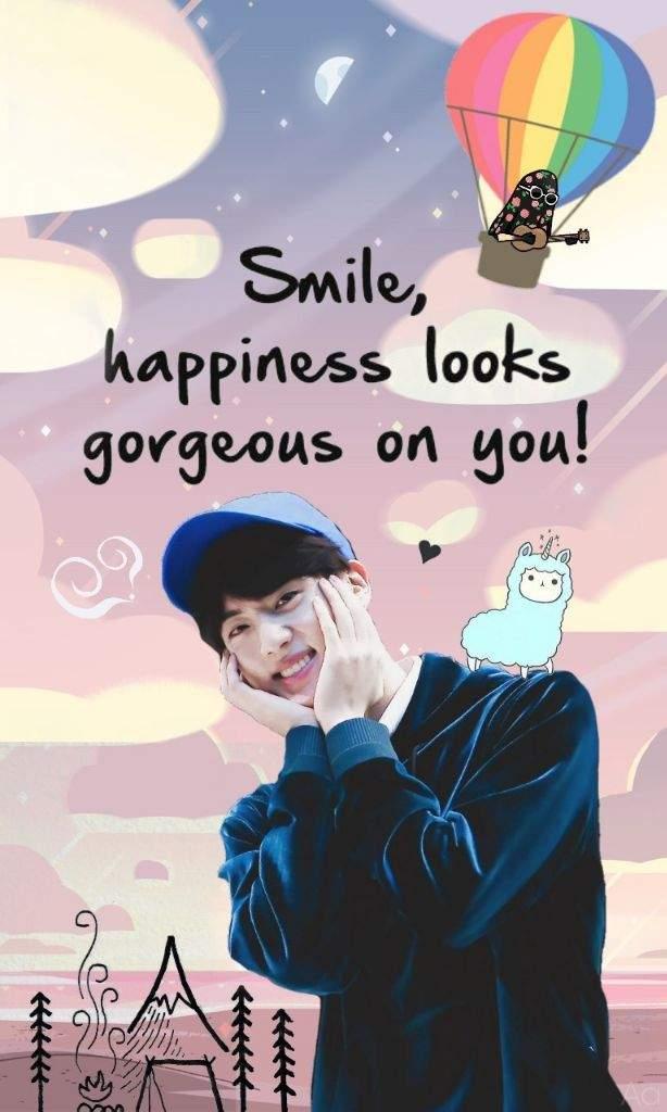 User Uploaded Image - Bts Jin Wallpaper Edit - HD Wallpaper