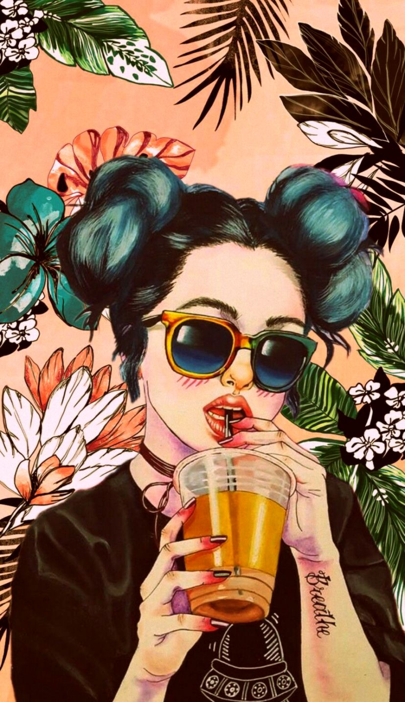 Wallpaper Girl Style Look Background Iphone Tumblr   Iphone Tumblr ...