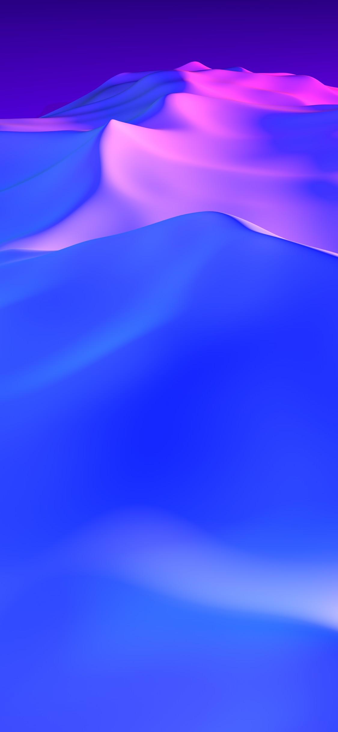 Iphone X Home Screen Wallpaper With High-resolution - Hình Nền Iphone X - HD Wallpaper