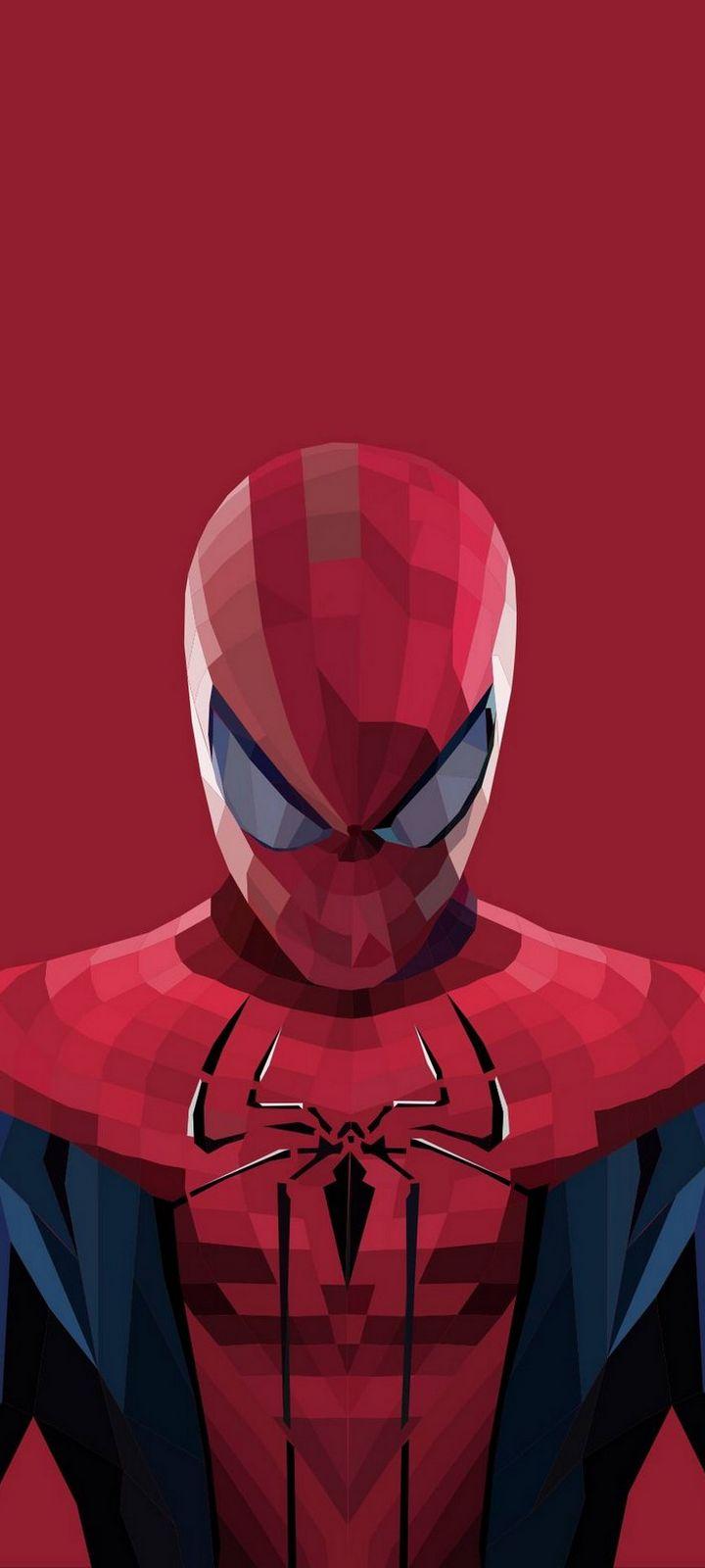 Superhero Spiderman Cartoon Wallpaper - Iphone Spiderman Wallpaper Hd - HD Wallpaper