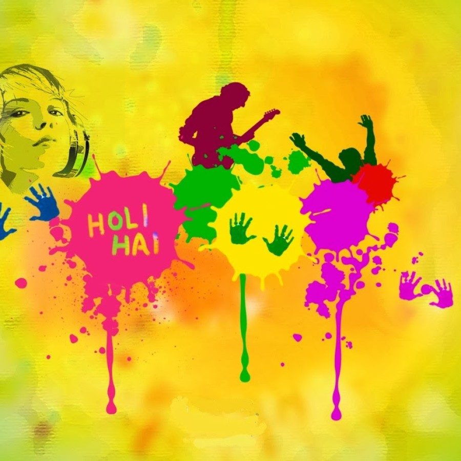 Add Colour To Your Life - HD Wallpaper