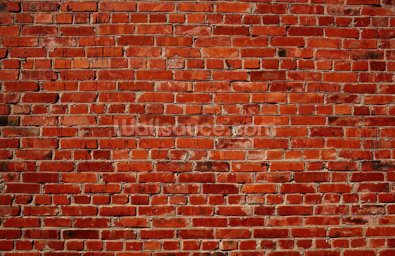 Red Brick Wall - Red Brick Wall Background - HD Wallpaper