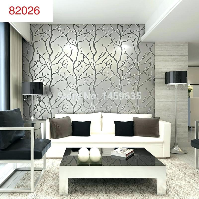 Brilliant Decoration Modern Wallpaper, Modern Wallpaper Designs For Living Room