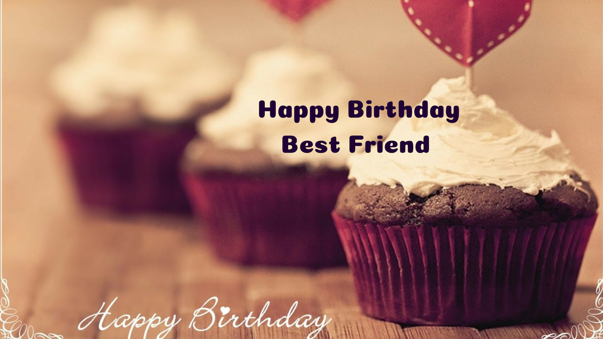 Happy Birthday Best Friend Background Images Download Happy Birthday To Sister Daughter 1920x1080 Wallpaper Teahub Io