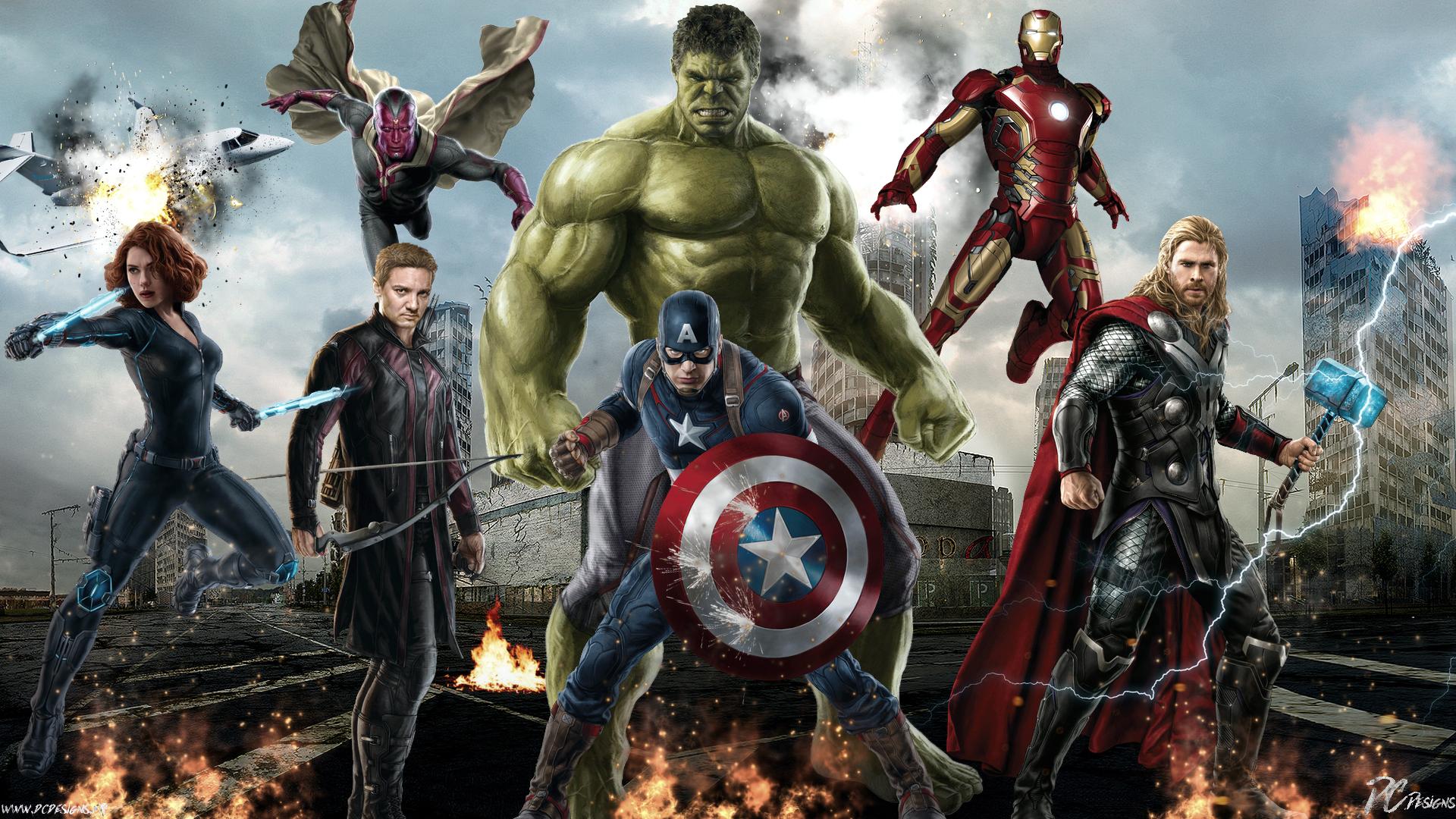 1080p Avengers Images Hd 1920x1080 Wallpaper Teahub Io