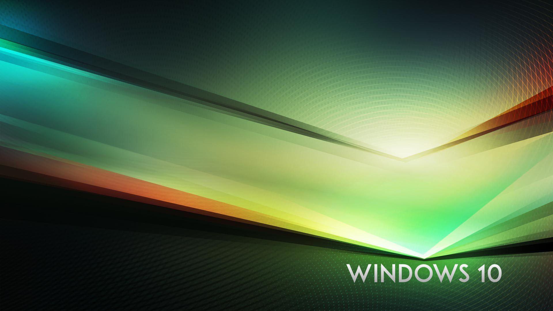 Windows 10 Wallpaper For Pc - HD Wallpaper