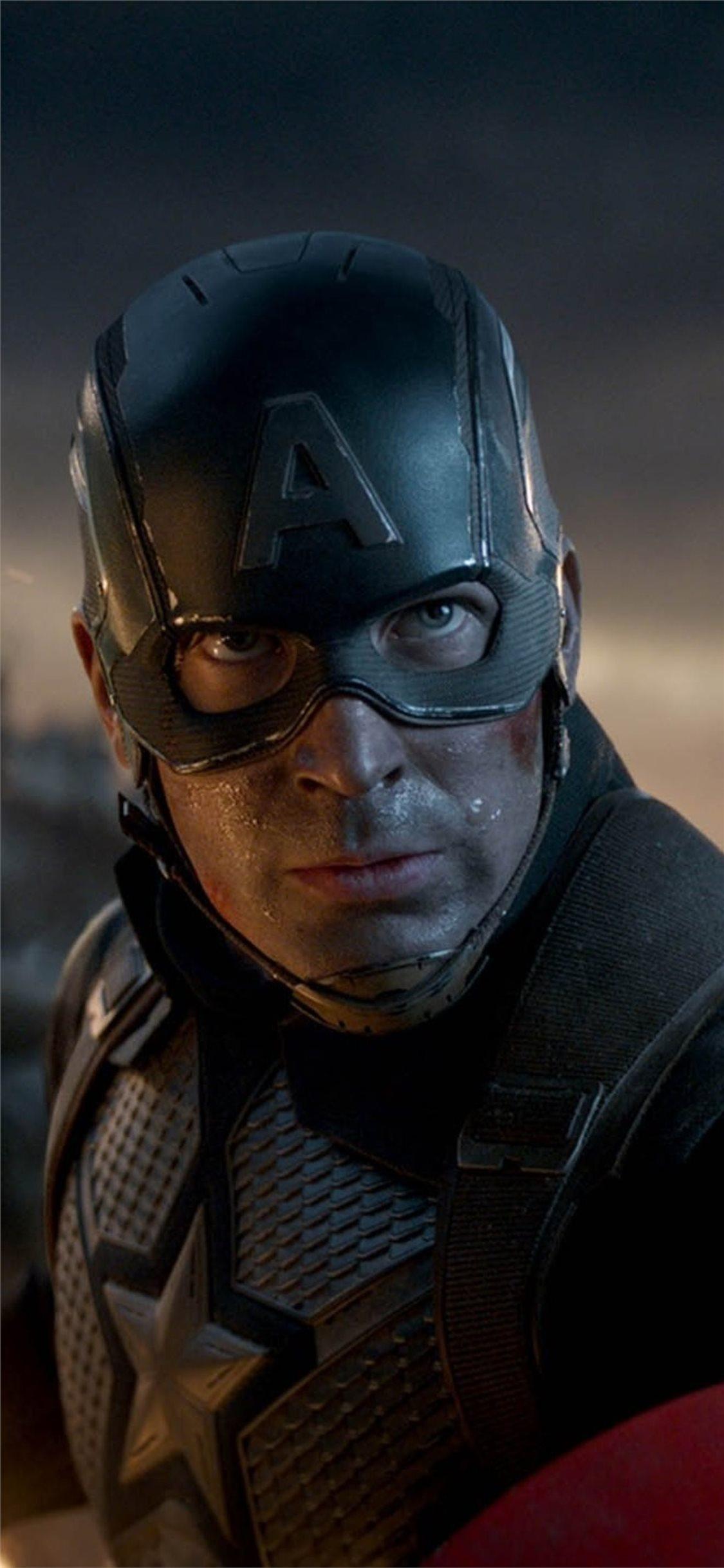 Avengers Endgame Captain America - HD Wallpaper