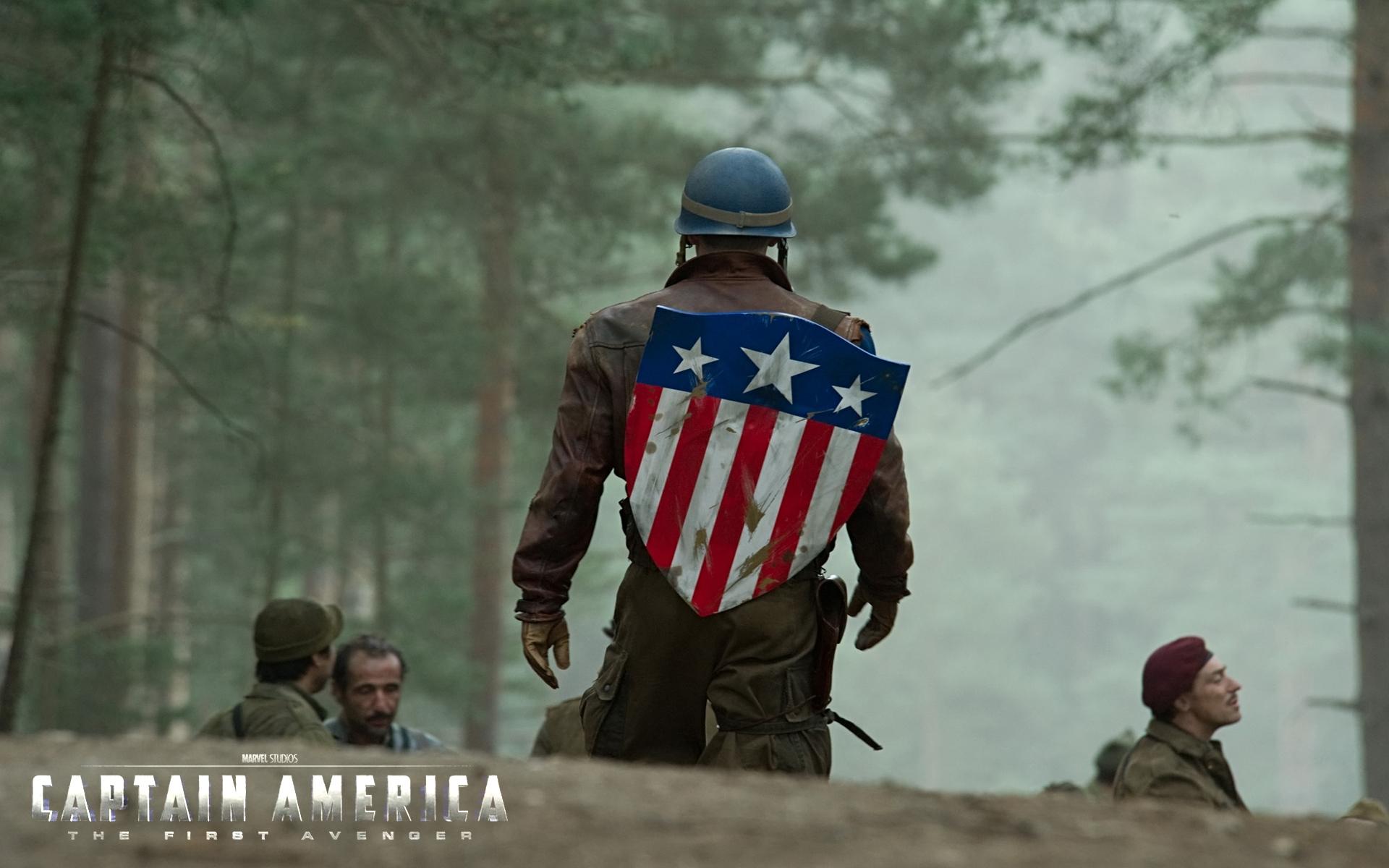 Captain America First Avenger Wallpaper 4k - HD Wallpaper