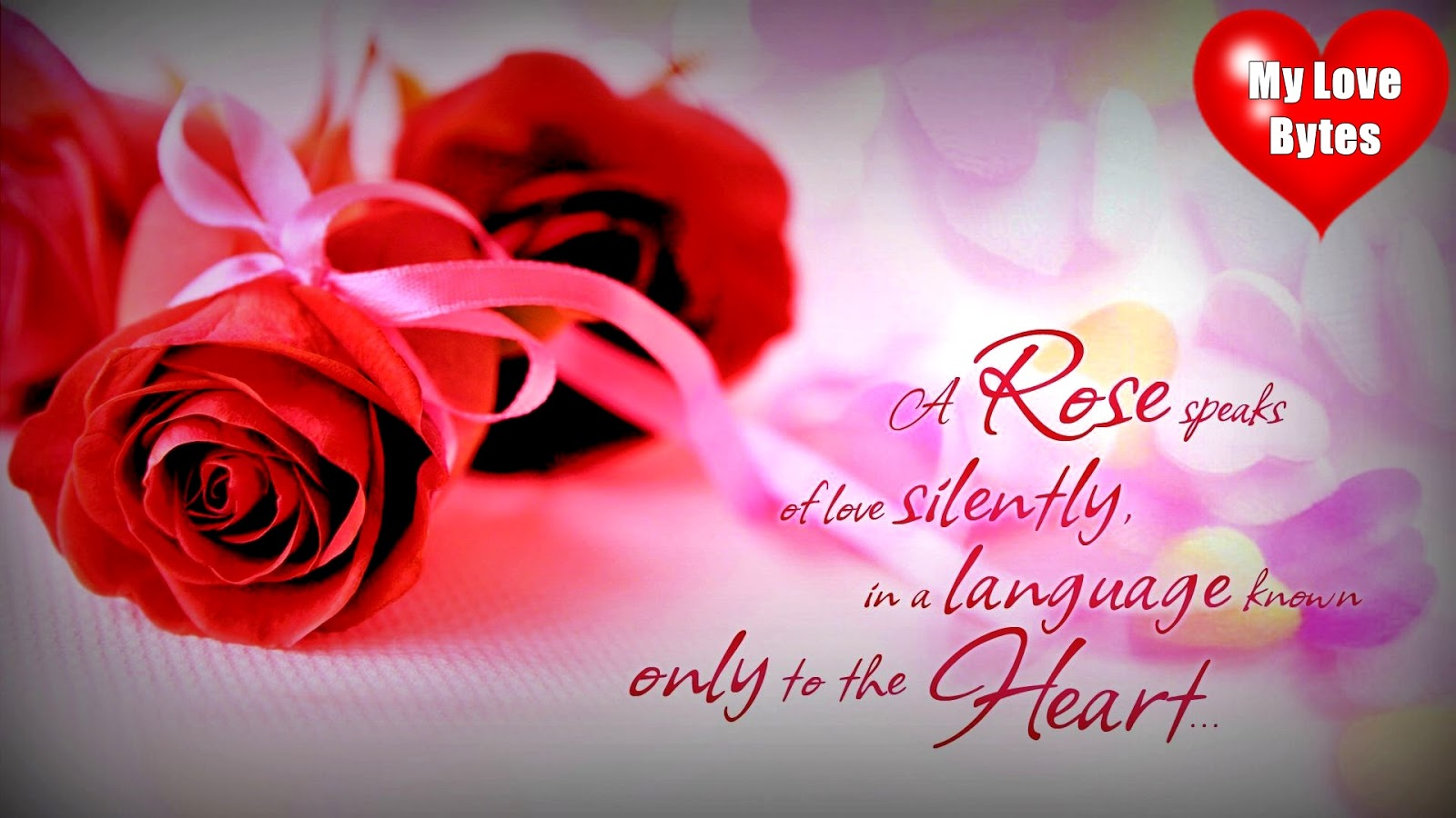 Love Hd Wallpaper Full Size, Romantic Roses Hd Images, - Good Morning Images Hd For Lovers - HD Wallpaper