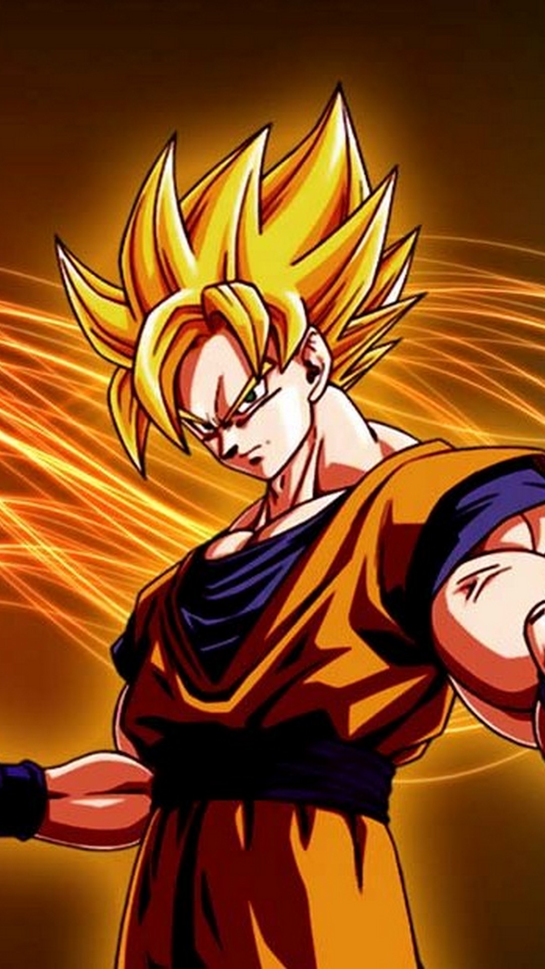Goku Super Saiyan Wallpaper Android With Hd Resolution Super Saiyan Wallpaper Dragon Ball Z 1080x1920 Wallpaper Teahub Io