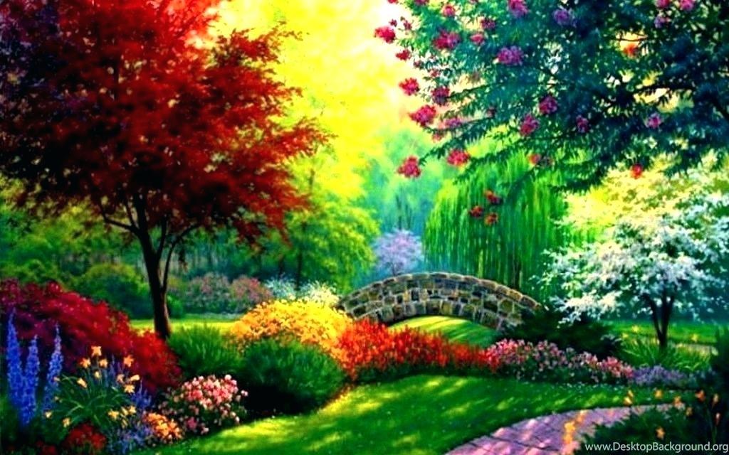 Nature Love Photo Hd Wallpapers For Mobile Wallpaper - Beautiful Desktop Background Nature - HD Wallpaper