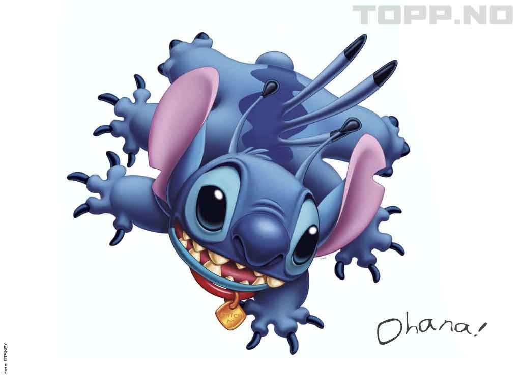 Cute Lilo And Stitch Wallpaper Stitch As An Alien 1024x768 Wallpaper Teahub Io