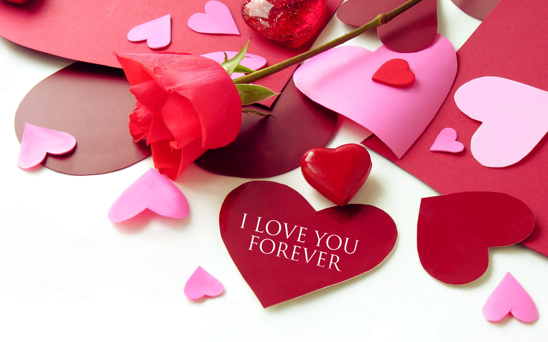 Hd Wallpaper   Src Amazing I Love U Images Wallpapers - Most Beautiful I Love You - HD Wallpaper