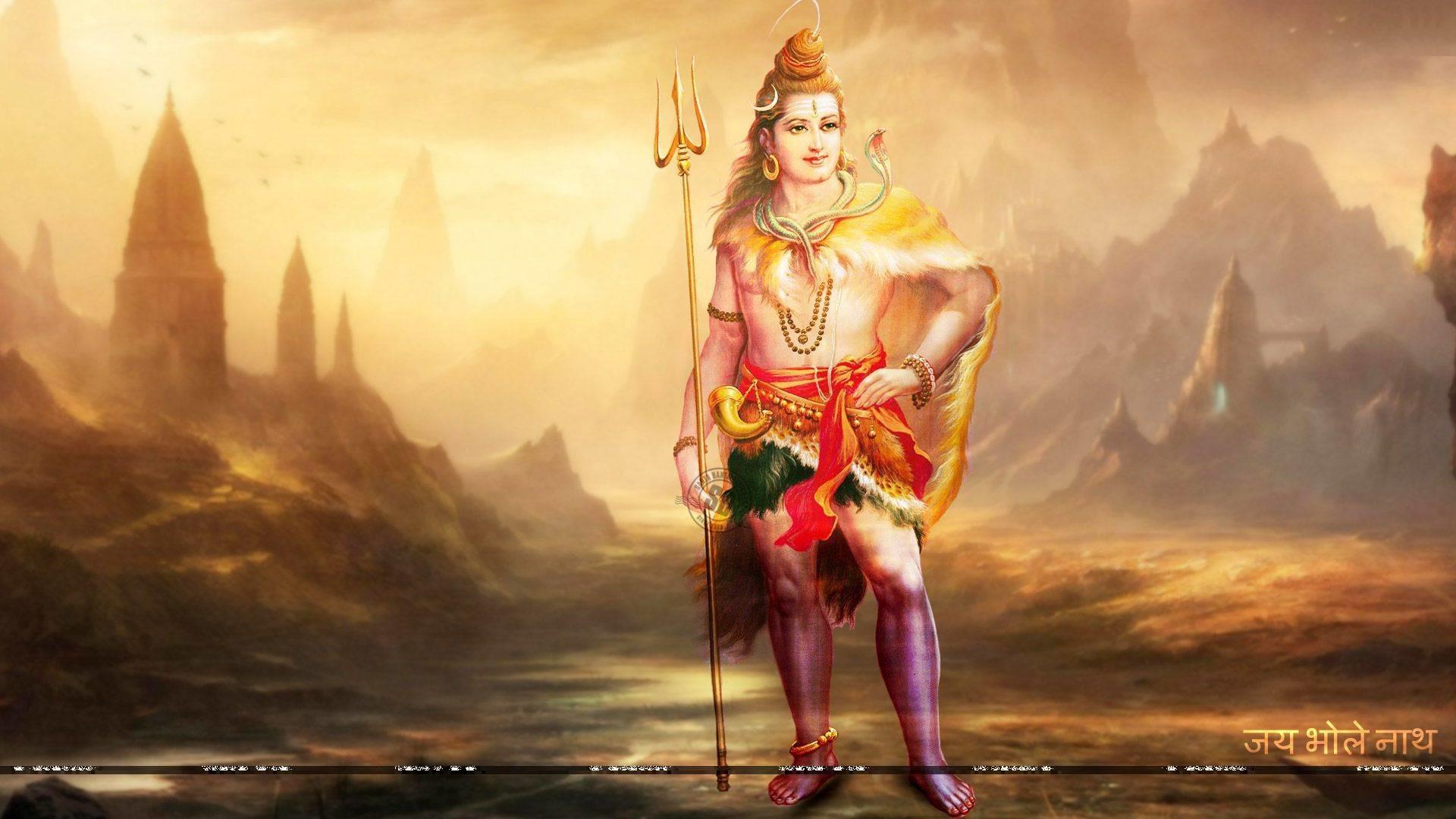 Lord Shiva Lord Shiva - Lord Shiva Full Hd - HD Wallpaper