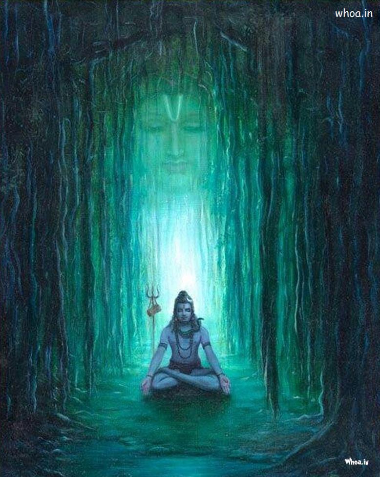 Lord Shiva Hd Wallpaper Free Download Lord Shiva In Meditation 778x977 Wallpaper Teahub Io