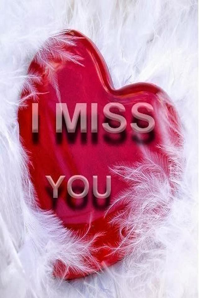 Miss u wife