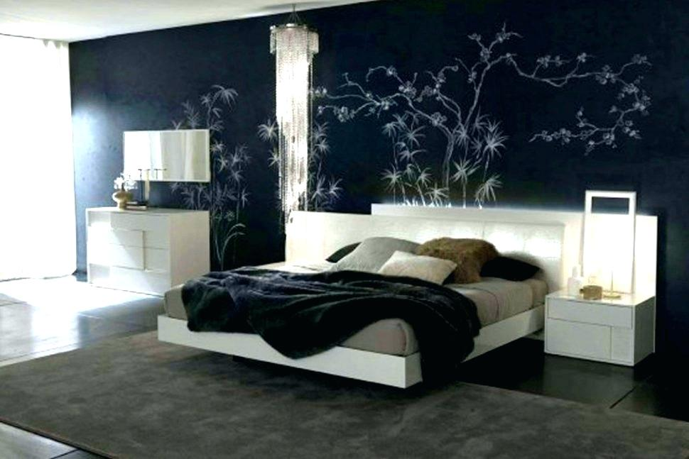 Black And Silver Bedroom Wallpaper Black And Silver - Modern Teen Bedroom Designs - HD Wallpaper