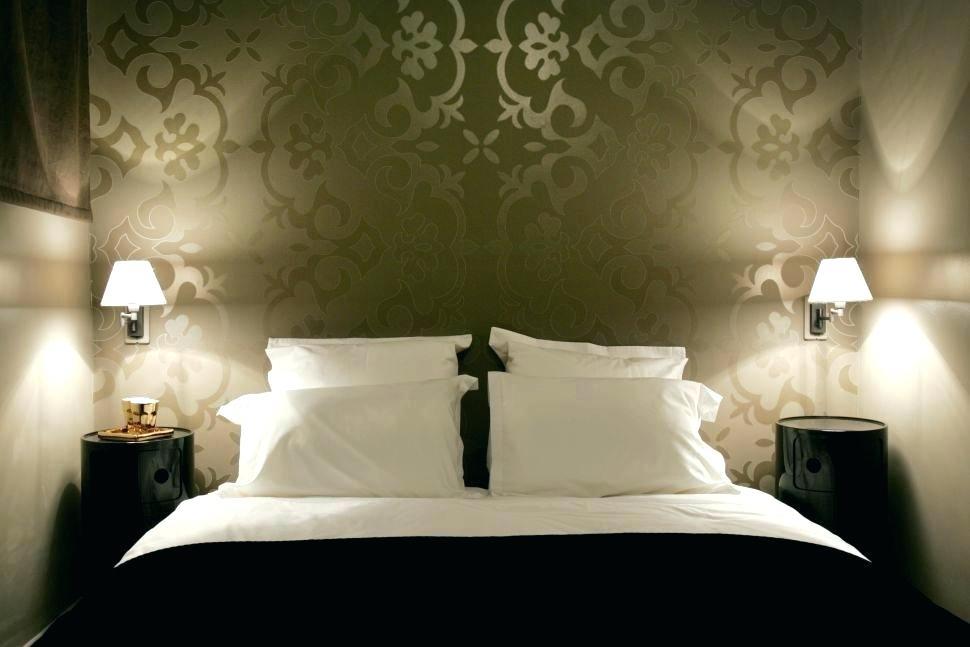 Wallpaper For Bedrooms Wallpaper Designs For Bedroom - Modern Bedroom Wallpaper Ideas - HD Wallpaper