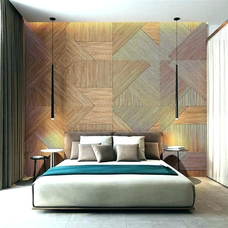 Related Post Feature Wall Designs For Tv - Modern Bedroom Feature Wall - HD Wallpaper
