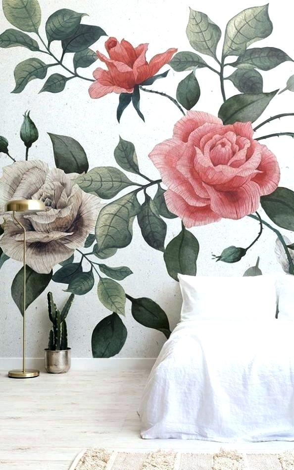 Flower Wallpaper Border Flower Wallpaper Border Vintage - Graphic Design With Flowers - HD Wallpaper