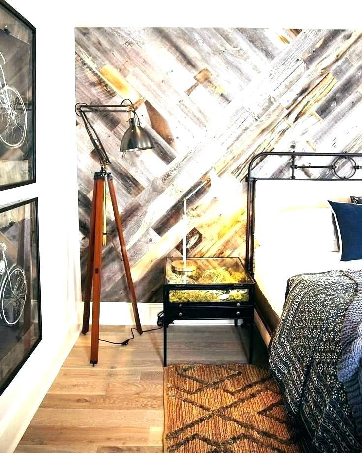 Wood Wall Ideas Wood Feature Wall Design Reclaimed - Living Room Rustic Accent Wall - HD Wallpaper