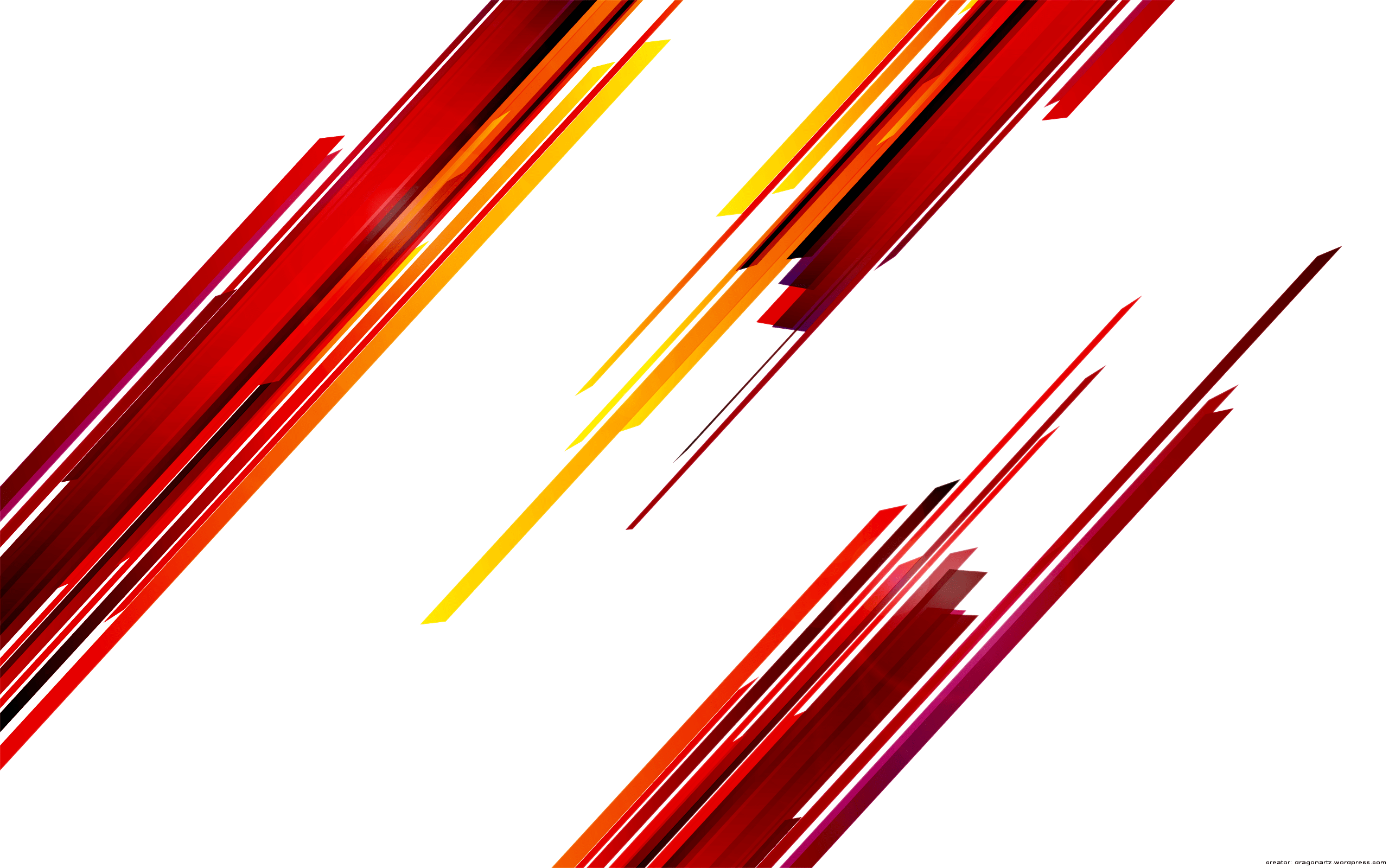 Red White Wallpaper 2560x1600, - Line Abstract Background Png - HD Wallpaper