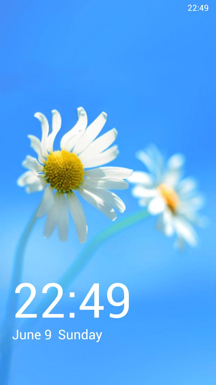 Windows 8 Official Desktop - HD Wallpaper
