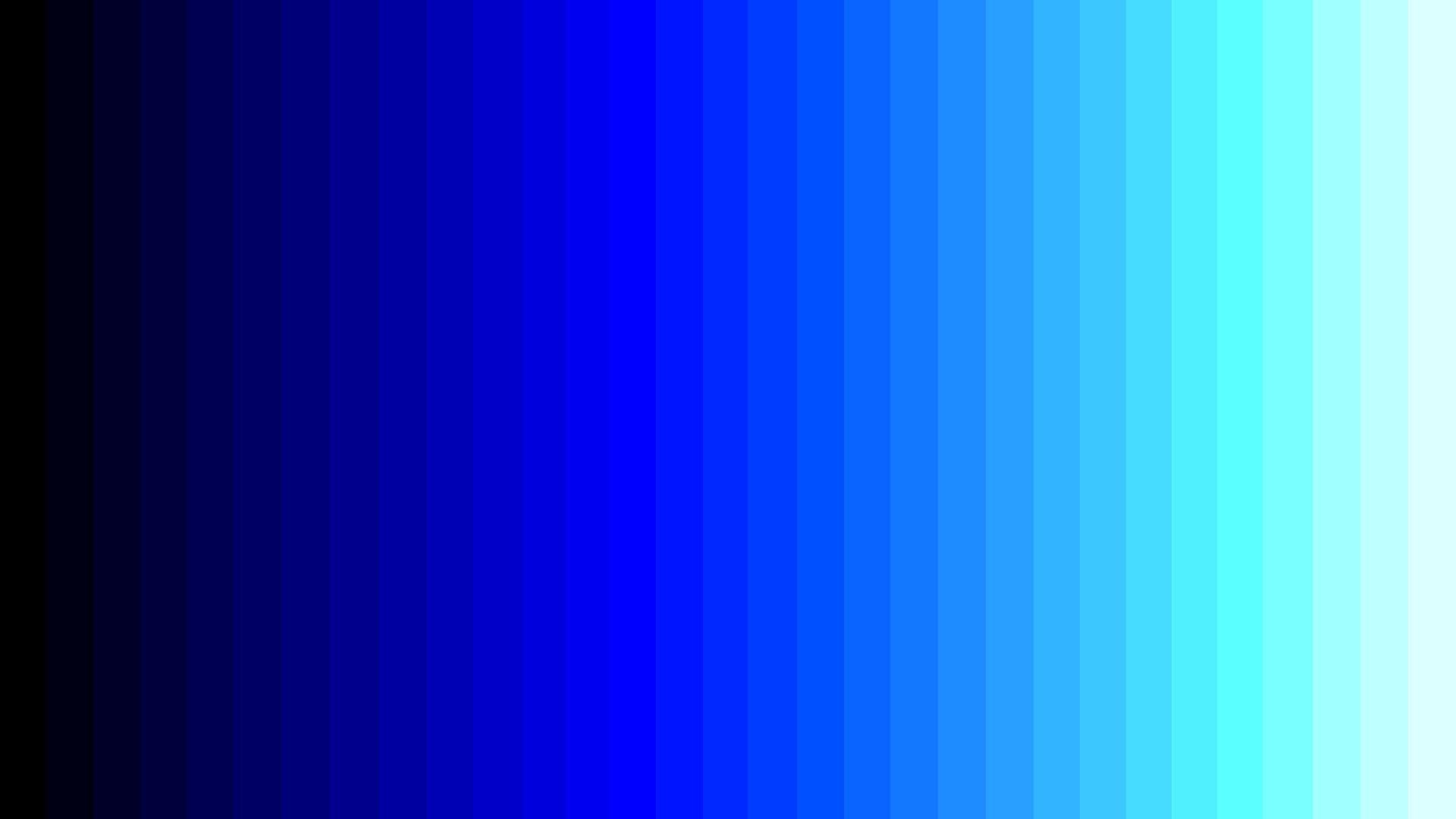 Color Blue Gradient - HD Wallpaper