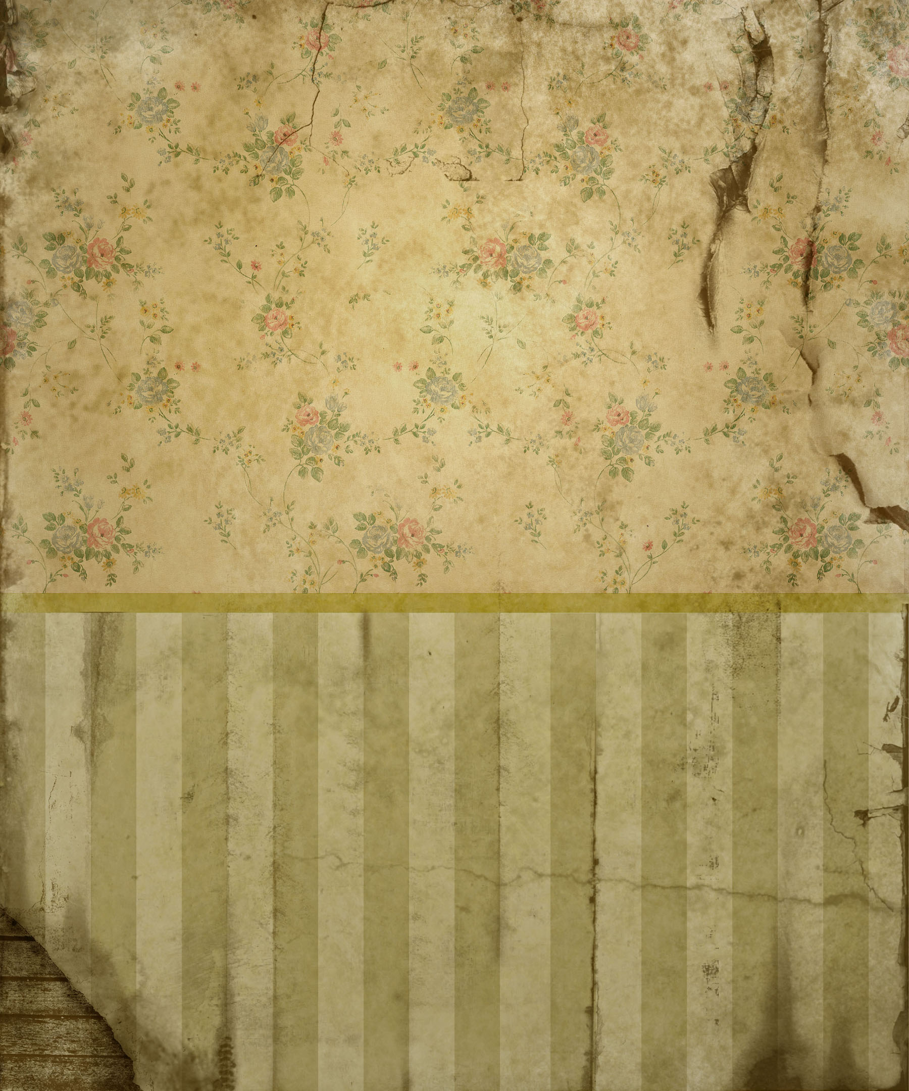Old European-style Wall Wallpaper - Old Paper Wall Texture - HD Wallpaper