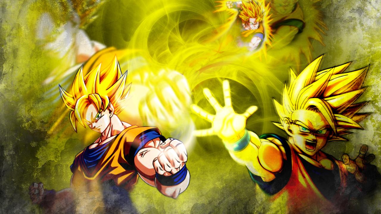 Dragon Ball Z Goku Super Saiyan D Wallpaper High Quality - Dragon Ball Z - HD Wallpaper