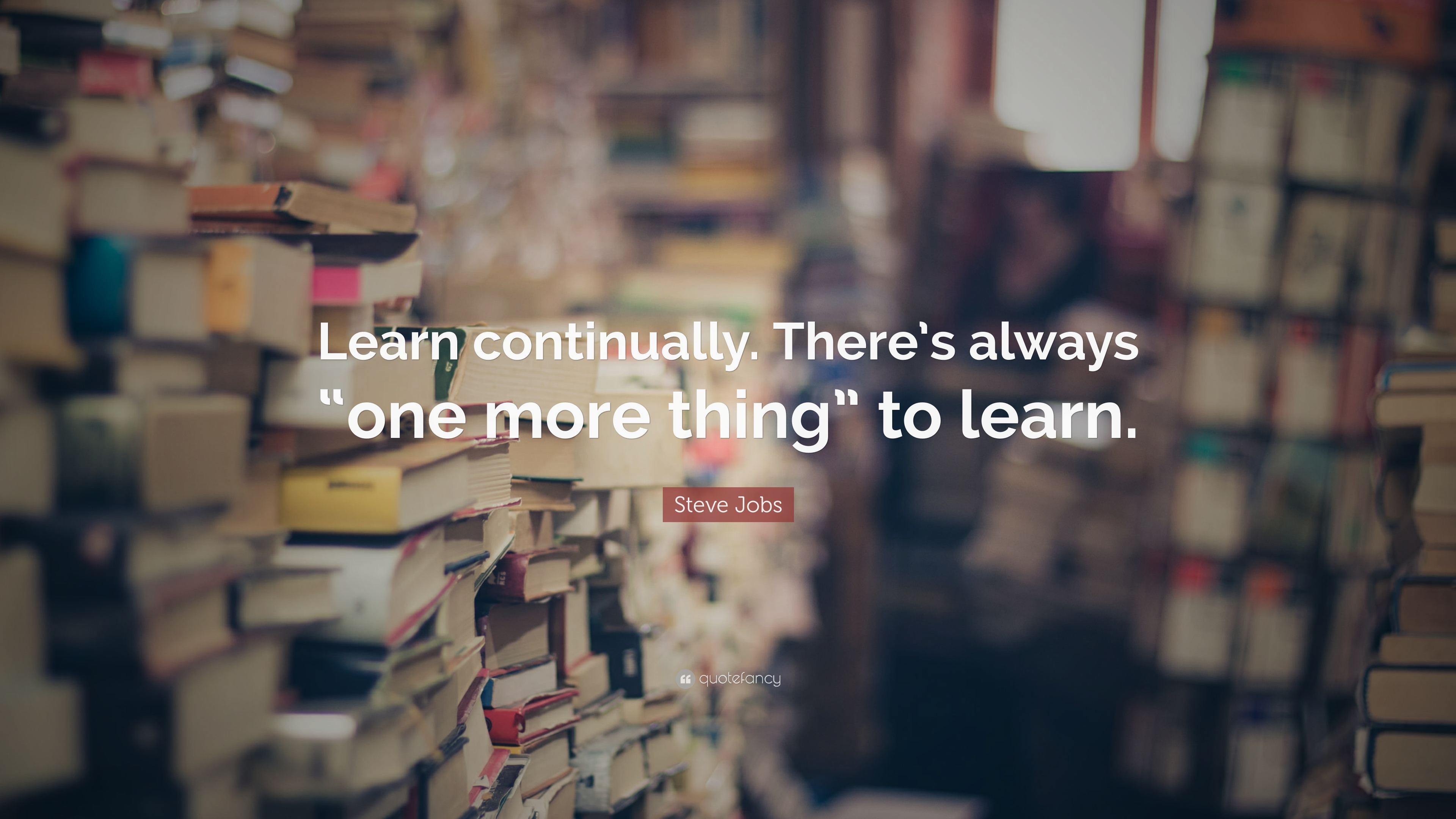 """""""learn Continually - Learn To Learn Quotes - HD Wallpaper"""