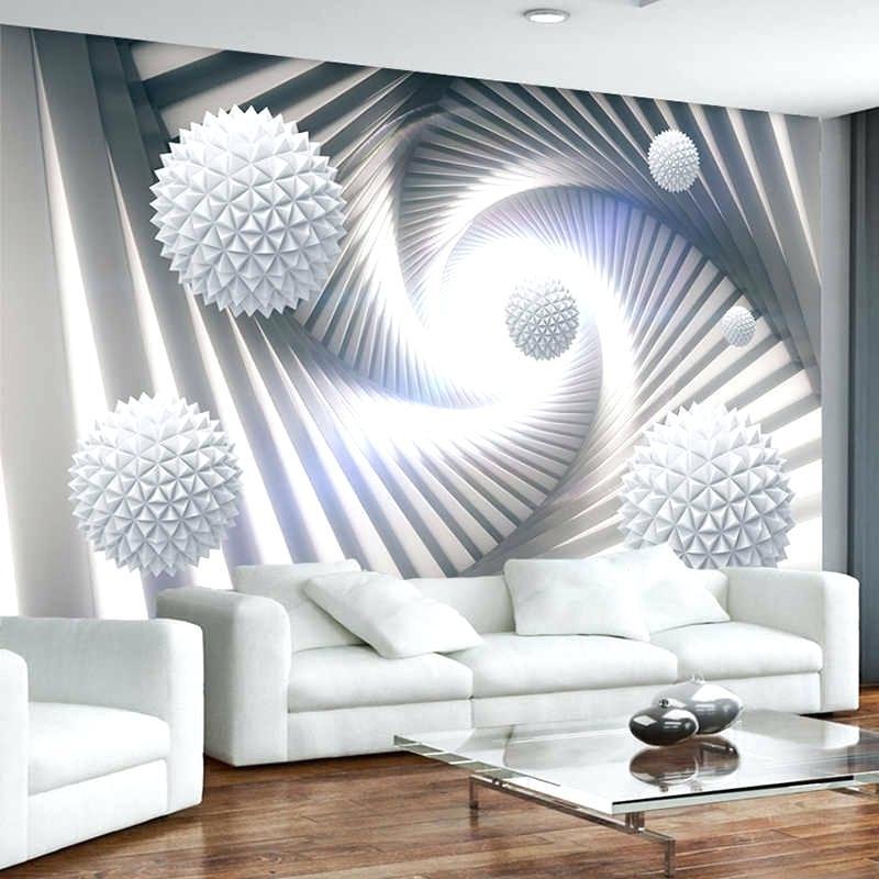 Wall Murals Abstract Custom Wall Murals Wallpaper Modern - Wall Paper Designs For Living Room - HD Wallpaper