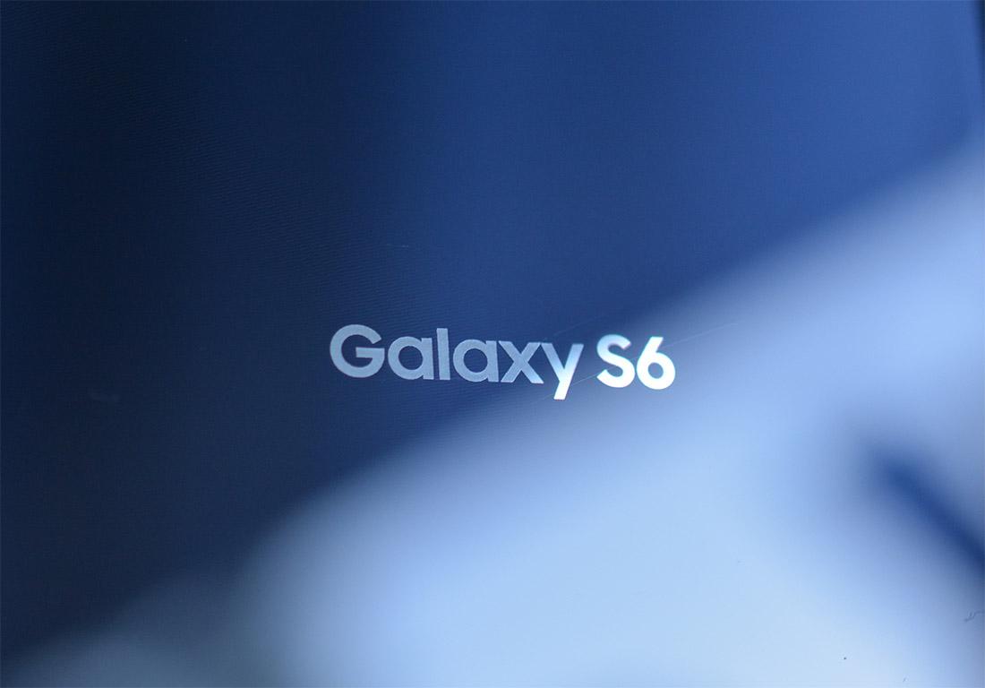 Galaxy S6 Samsung S6 Edge Logo 980x684 Wallpaper Teahub Io